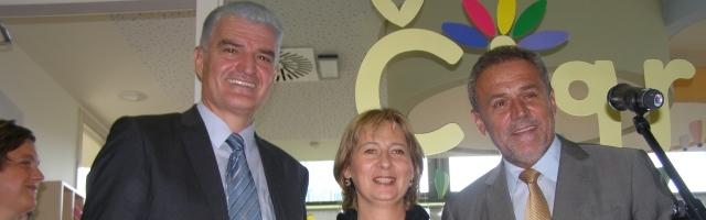 PBZ u sklopu Green Gold Centra otvorio prvi korporativni dječji vrtić