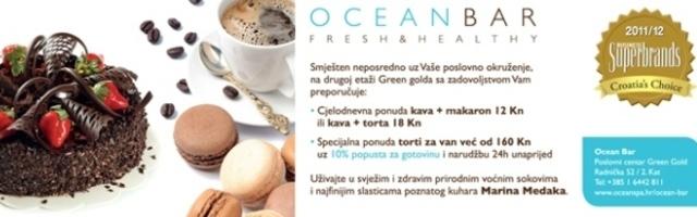 Slatke novosti  iz Ocean bara