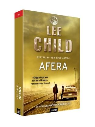 Lee Child Afera