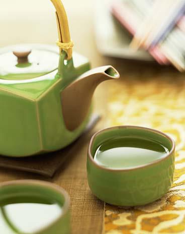 Kuća zelenog čaja