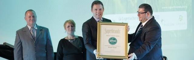 Green Gold Centru dodijeljeno priznanje Superbrands Croatia's Choice 2012.!
