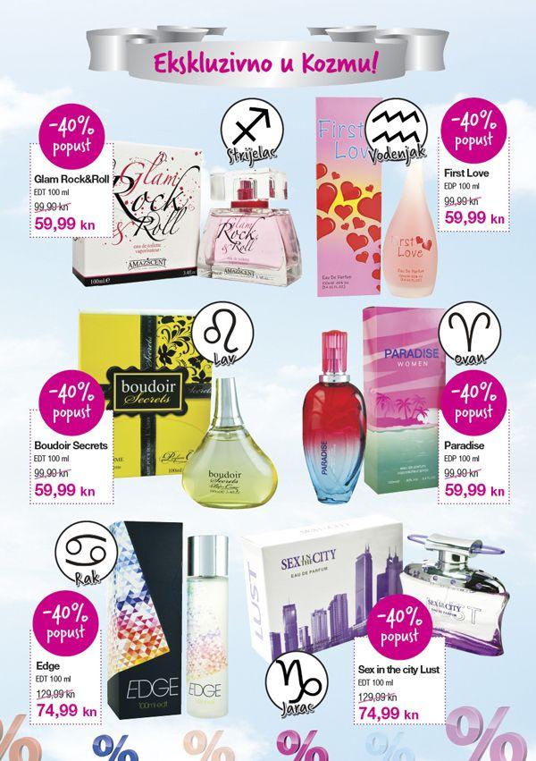 Kozmo parfemi kolovoz str.3.