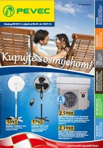 Pevec katalog 09/2012