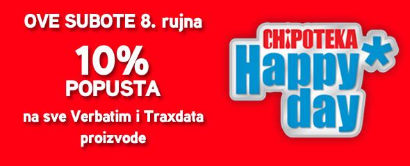 Chipoteka happy day