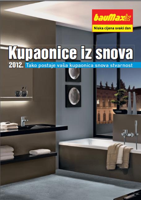 Baumax kupaonice