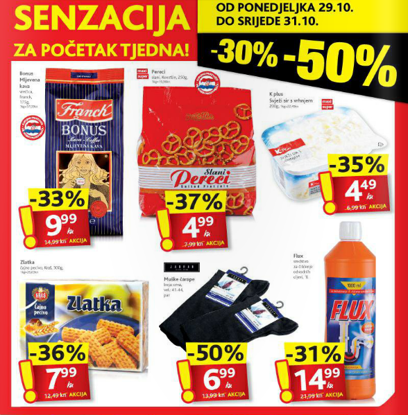 Konzum akcija