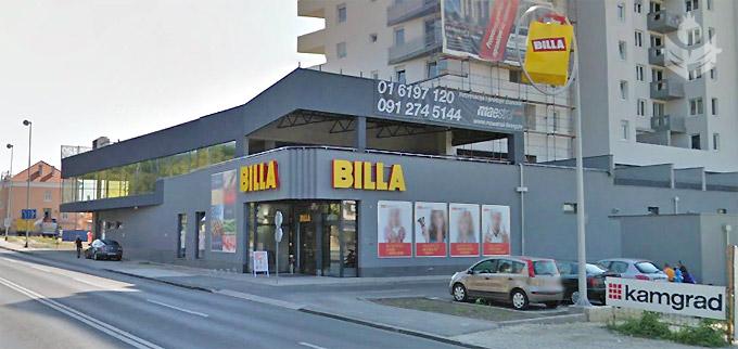 Billa Zagreb