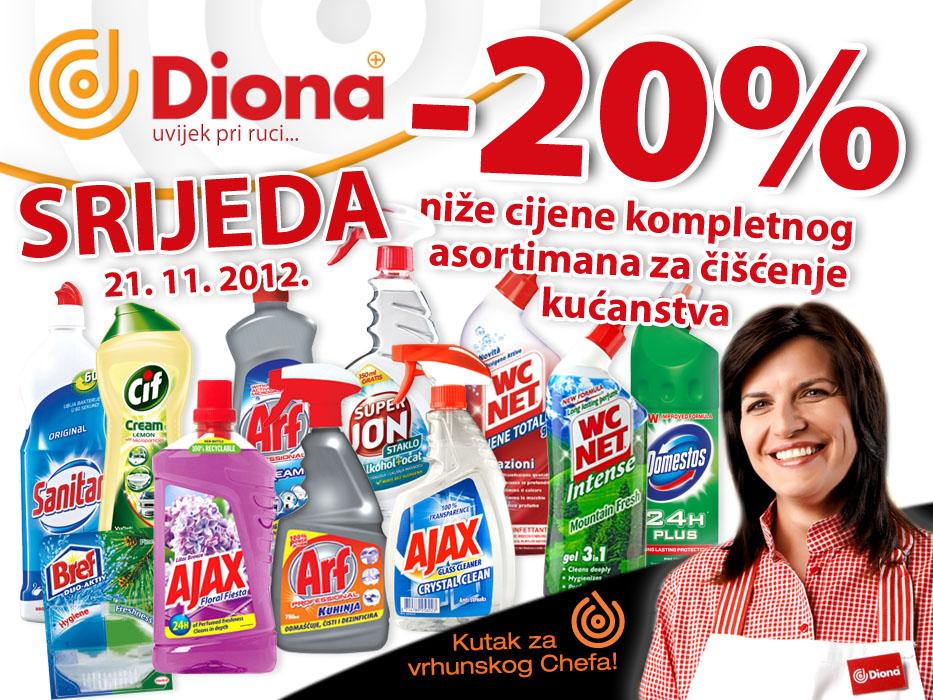 Diona akcija