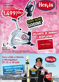 Hervis katalog