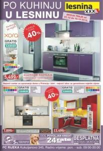 Lesnina katalog Rijeka kuhinje