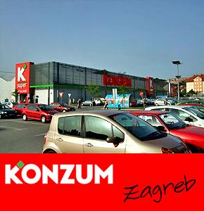 Konzum Zagreb