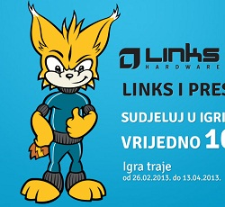 Links nagradna igra