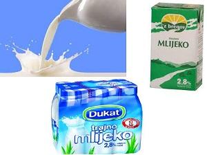 Akcija mlijeka