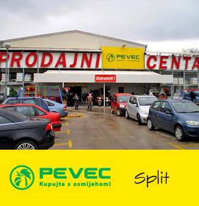 Pevec Split