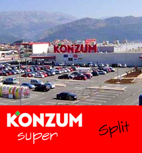 Super Konzum Split