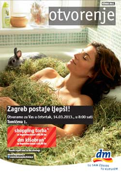 DM katalog Zagreb