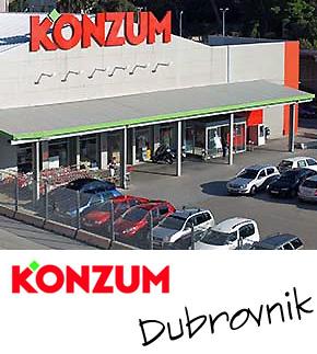Konzum Dubrovnik