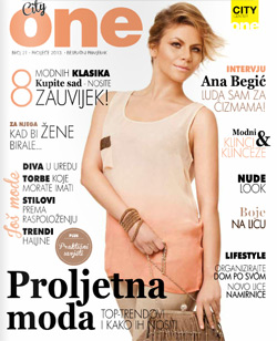 City Center One magazin proljeće 2013