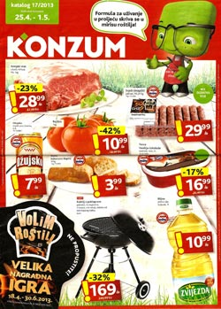 Konzum katalog do 1.5.