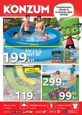 Konzum katalog neprehrana