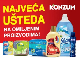 Konzum knjiica uteda