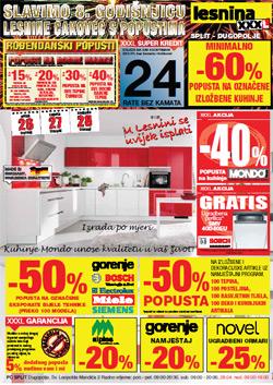 Lesnina katalog Split