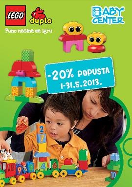 Baby center Lego katalog