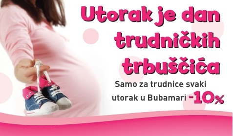 Bubamara dan trudnikih trbuia