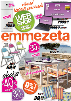 Emmezeta katalog svibanj