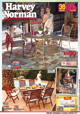 Harvey Norman katalog Vrt i klime