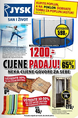 Jysk katalog do 29.5.