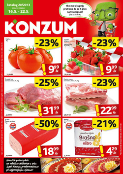 Konzum katalog do 22.5.