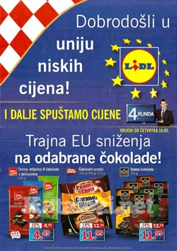 Lidl katalog unija niskih cijena 4