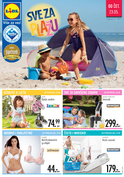Lidl katalog sve za plau
