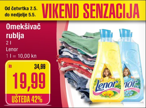 Mercator vikend senzacija