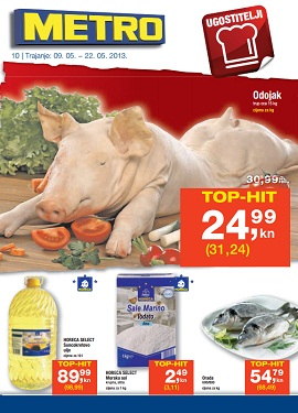 Metro katalog ugostitelji do 22.05