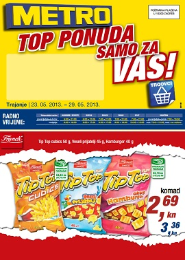 Metro katalog Top ponuda do 29.5.