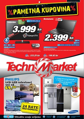 Technomarket katalog do 6.6.