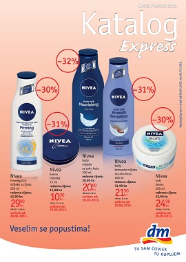 DM katalog Express do 3.7.