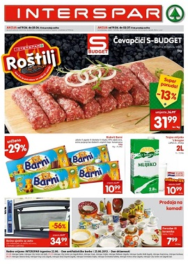 Interspar katalog do 2.7.