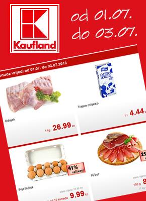 Kaufland akcija
