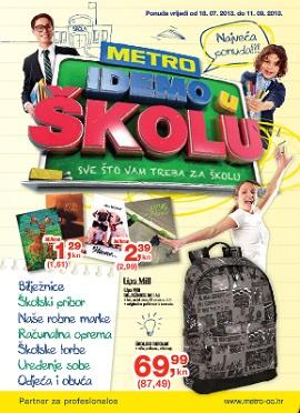 Metro katalog škola