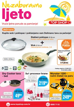 TopShop katalog