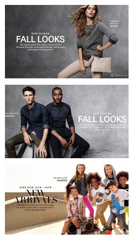 H&M katalog jesen 2013