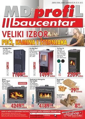 MD profil Baucentar katalog