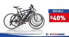 Intersport bicikli akcija
