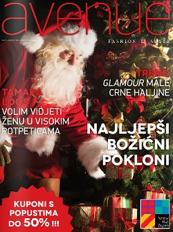 Avenue Mall magazin