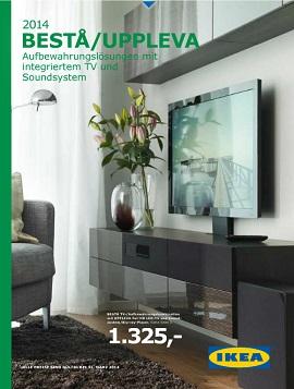 Ikea katalog dnevni boravak
