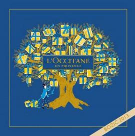 L'occitane katalog Božić