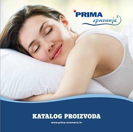 Prima katalog spavanje